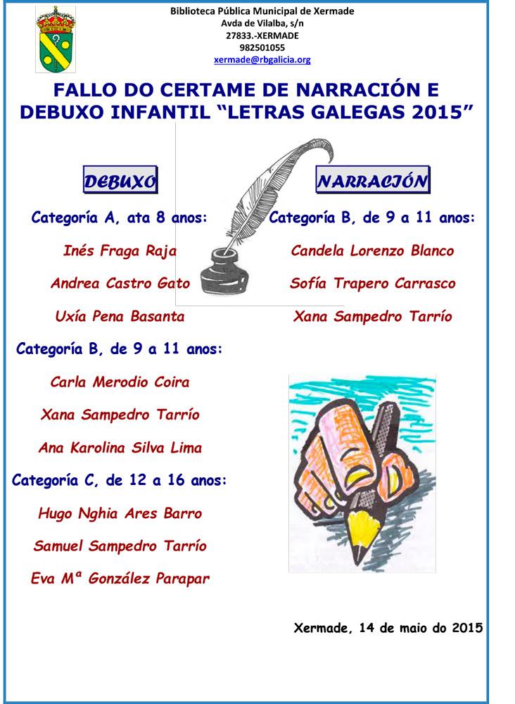 FALLO-Certame-Letras-Galegas-2015