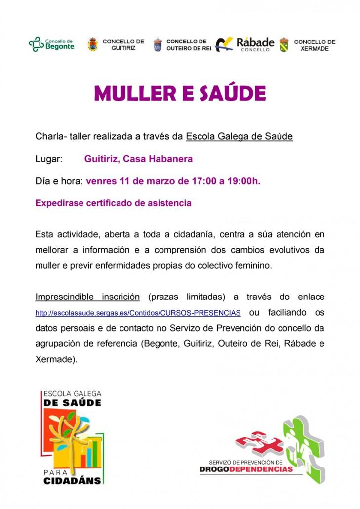 MULLER E SAUDE